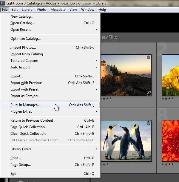 Adobe Lightroom Plug-in - SlickPic